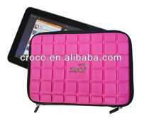 CROCO neoprene protective laptop sleeves,13.3 inch laptop bags with zipper