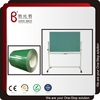 Color Coated Surface Type No Folded Green Board Material Sheet Factory