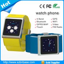 Perfect Bluetooth watch phone hand watch mobile phone wrist watch mobile phone