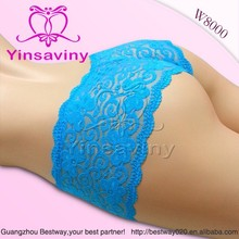 Guangzhou Bestway Underwear offer top-selling popular 0.32USD panties sexy transparent soft lace panties for wholesale 120-pack