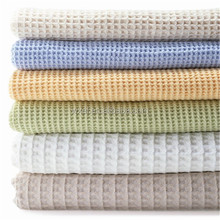 Cheap promotional microfiber waffle weave kitchen towels wholesale