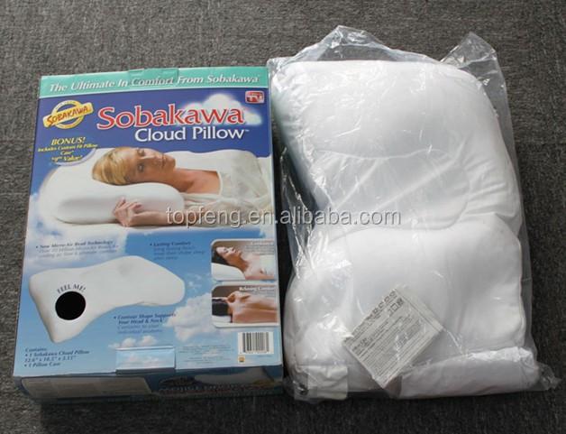 Cloud Shaped Pillow Sobakawa Cloud Pillow/cloud
