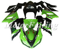 Motorcycle Body kits making plastic for ZX-6R 05-06 fairing kits aftermarket motorcycle parts for Kawasaki EX-6R 2005-2006