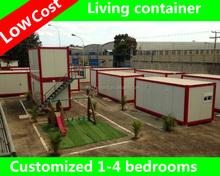 portable cheap modular homes export container house