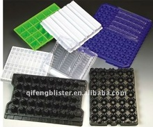 specialized manufacture PET PP PS PVC PE electronic and cosmetic and food blister packaging vacuum forming tray and box