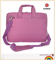 "Latest Design 12"" laptop computer bag laptop messenger bag with Different Color"