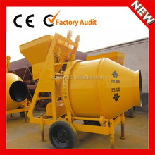 Hot Sale JZC500 Electric Mobile Cement Mixer With 0.5m3