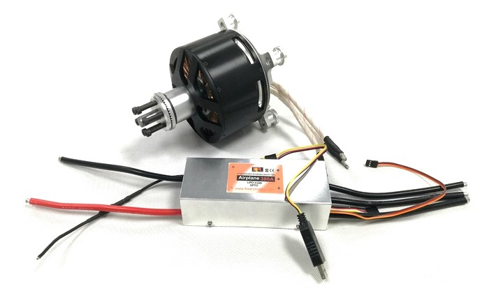 2017 12090 130kv 40 for 50 kg thrust brushless motor