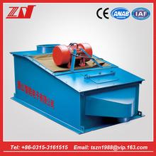 Nuevos productos tangshan caliente venta de cemento polvo industrial vibradora tamiz coctelera