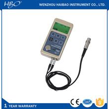 Ultrasonic standard copper sheet metal thickness measuring instruments