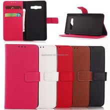Wholesale For Samsung Galaxy A3 Case, Leather Stand Cover Case For Galaxy A3