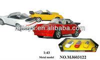 NEWEST! kids model metal car toys