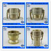 various brass camlock coupling type D