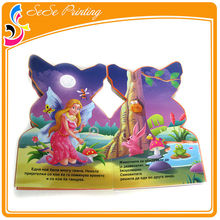 Good quality cartoon picture children story book printing
