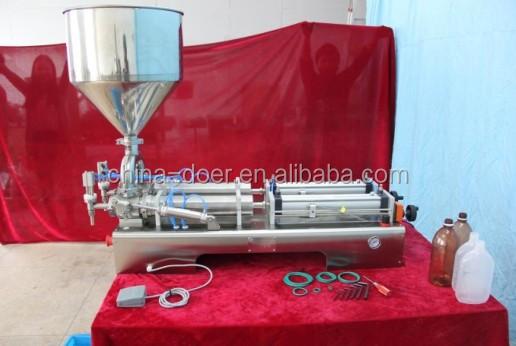 Полуавтоматическая паста нефти автомат розлива