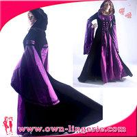 Fancy Princess Dress Cosplay sexy nun costume lingerie