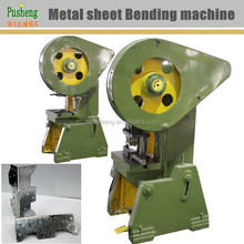High quality steel bending and perforating machine metal clips making machine