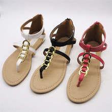 Hot summer arabic leather sandal men