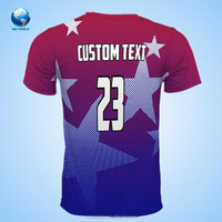 2015 cheap custom sublimation baseball jerseys ,custom wholesale baseball uniform&OEM factory printing polyester fabric t shirt