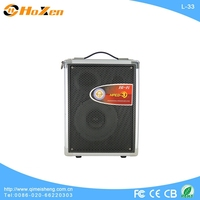2015 new design speaker with CE,RoHS,FCC approved line array speaker design