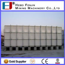 UV Resistance FRP/GRP Fiberglass Fire Protection Water Storage Tank With ISO Certification