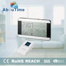 Популярные станция погоды вход / выход термогигрометр часы температура инфракрасные термометры