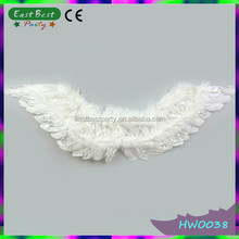 White Silver Thread Angel Feather Wings