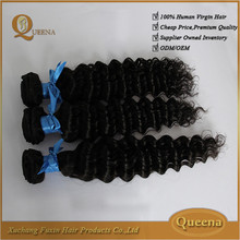 7a china top ten selling products mongolian deep wave hairstyles for black women deep curl braiding human hair