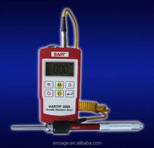 Portable Metal Leeb Hardness Tester