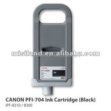 Original Canon PFI-704 Ink Cartridge (genuine from Japan, wide format printer Canon iPF8300, compatible & bulk ink are supplied)