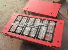 TOP Quality cement brick machine mould/hollow brick making machine mould