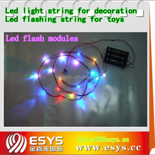 Christmas led twinkle light string for decorative