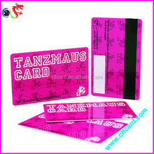 Branded new coming reliable pvc ic card manufacturer