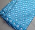 c011 2014 nuevo africano del cordón suizo gasa tela el líder de la moda de algodón