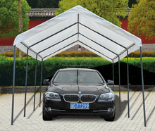 LG-HD4001 Yongkang LanGe metal and PVC simple folding pergola,folding carport