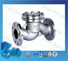 Marine Flanged DN80 Water Shut Off Valve for Ship Use