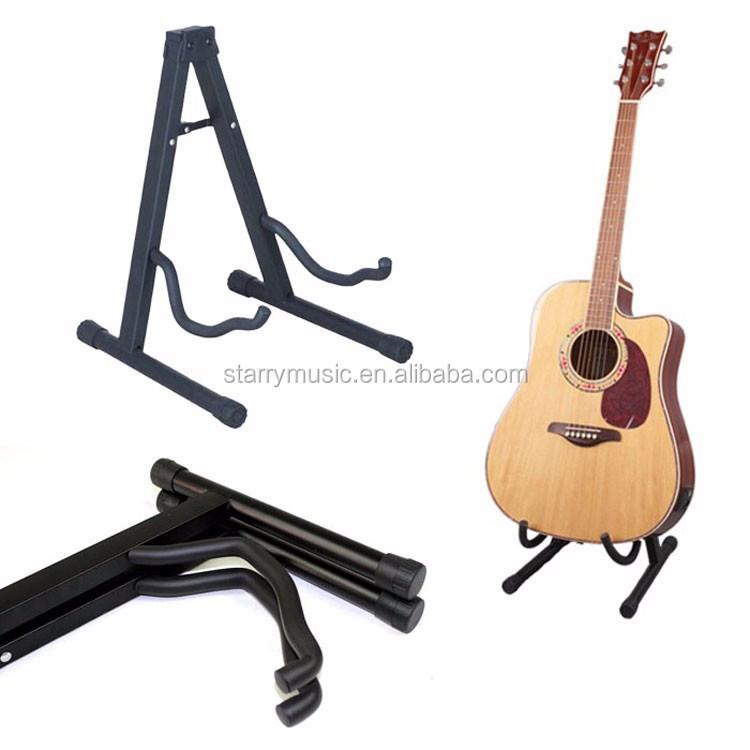 Um Quadro-Suporte de Guitarra para Guitarra Acústica, Guitarra elétrica