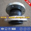 Black rubber expansion joint in good quality