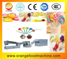 High Efficiency Automatic Lollipop Candy Making Machine