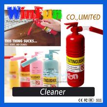 Extinguisher Shape Vacuum Cleaner Mini Desk Cleaner