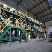 Industry material emulsion asphalt waterproofing membrane mixing plant in China