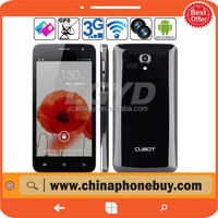 CUBOT BOBBY 4GB Black, 3G Phablet, GPS+AGPS, Android 4.2.2, MTK6572W 1.3GHz Dual Core, RAM: 512MB,etc.