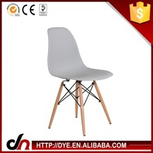 Hot Sale plastic stool,danish design chair replica,home furniture of dinning chair