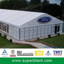 Party Tent with Glass Wall or ABS wall with good quality