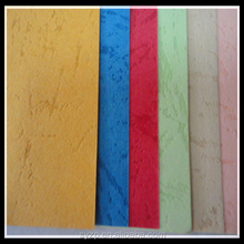 2015 YPW 15 colors 160gsm A4 embossed dermatoglyph paper