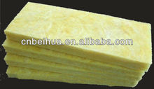 fire proofing Glass Wool batts for metal roofing hot sale