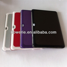 FL3321 2014 China manufacturer stand magnetic flip leather case cover with card slot for samsung galaxy note tab p7510
