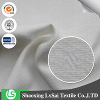 popular high quality rayon/cotton dobby fabric for gaement