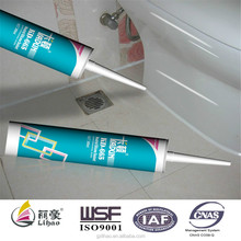 310ml cartridge ceramic white silicone sealant for bathroom sanitary wares