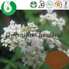 ISO factory Flavonoids Tartary buckwheat Extract